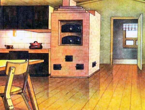 Дизайн интерьера финского дома