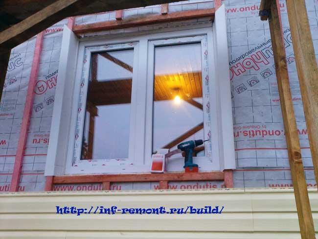 Как отделать окна сайдингом своими руками 284