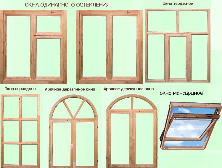 Дачные деревянные окна своими руками 1