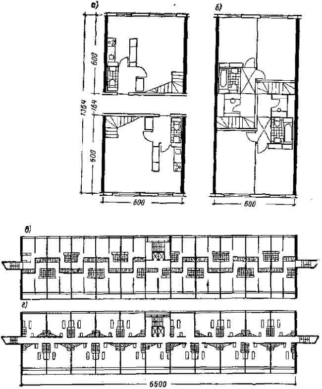16-этажный дом коридорного