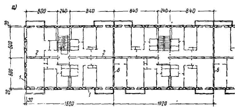 Серия домов 515 схема