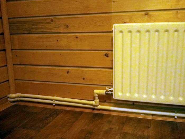 Как сделать водяной радиатор