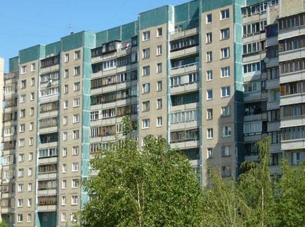 Панельные дома 137 серии в