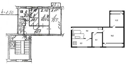 Панельные дома 504 серии