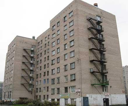 Серия общежитий 1-447-С-54