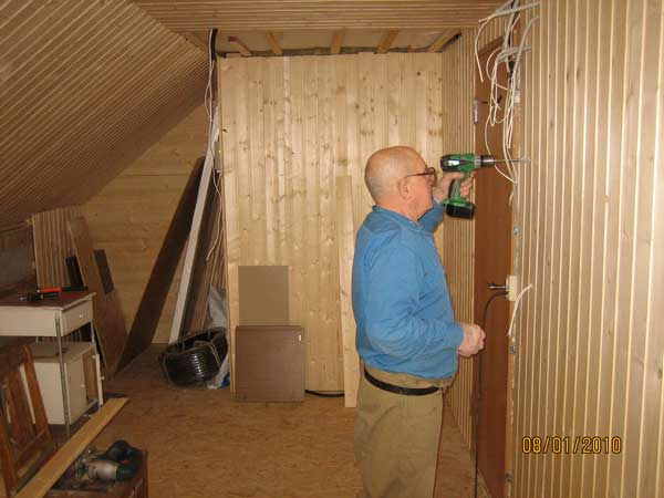 Bardage isolation exterieure prix caen devis batiment en for Isolation exterieure bardage prix