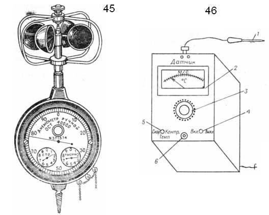 Чашечный анемометр