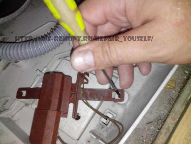 Стиральная машина ханса ремонт своими руками видео